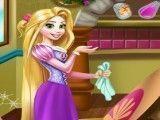 Limpar sala de estar da Rapunzel