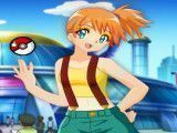Roupas de Pokemon da menina