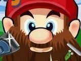 Fazer barba do super Mario