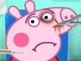 Cuidar da Peppa Pig no hospital