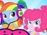 My Little Pony roupas de escola