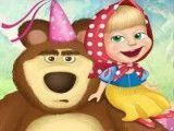 Masha e Bear fantasias