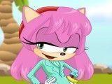 Vestir Amy Sonic