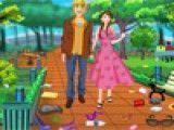 Anna limpar jardim dia dos namorados