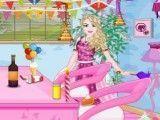 Limpar festa da Barbie