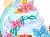 Decorar bolo de casamento na praia