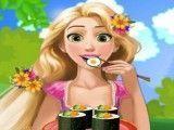 Rapunzel receita sushi
