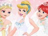 Princesas da Disney noivas