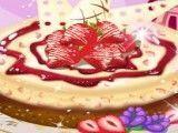 Receita de bolo mousse com morango