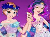 Princesas sereias moda