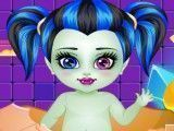 Banheira da Frankie Monster High