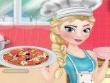 Receita de pizza da Elsa