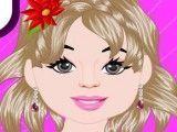 Barbie bebê cortes de cabelo