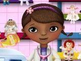 Doutora Brinquedos lavar bonecas