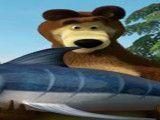 Números Masha e urso