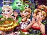 Decorar Halloween das princesas