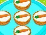 Preparar receita de cupcakes de cenoura