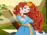 Princesa Merida roupas