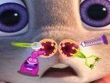 Zootopia Judy cuidar nariz