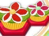 Flores de cupcakes preparar