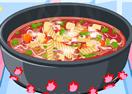 Receita de sopa de vegetais