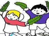 Colorir imagem de crianças