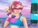 Super Barbie academia