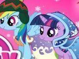 Roupas de inverno My Little Pony