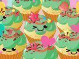 Cupcakes de crianças decorar