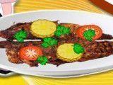Fazer peixe com curry indiano