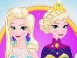 Elsa Frozen roupas de 16 anos