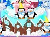 Bolo dos pinguins