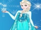 Roupas da Elsa fada princesa
