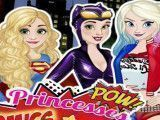 Princesas heroínas fashion