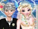 Vestir noivos Frozen