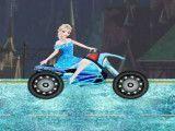 Elsa na moto