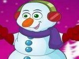 Roupas do boneco de neve