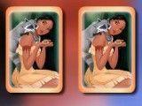 Princesa Pocahontas jogo da memória