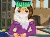 Vestir princesa Árabe