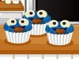 Cupcakes receita dos monstrinhos