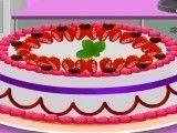 Fazer bolo de frutas
