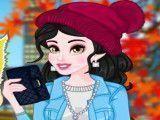Moda outono inverno princesa Jasmine