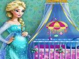 Quarto da bebê da Elsa decorar
