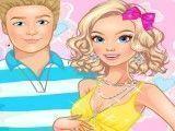 Barbie roupas de grávida