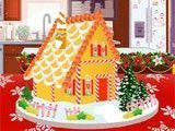 Decorar casa de biscoito