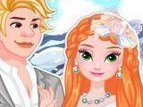 Anna e Kristoff casar