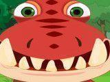 Dentista de dinossauros
