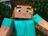 Minecraft no banho