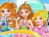 Princesas da Disney moda Winx