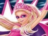 Barbie poderosa achar símbolos